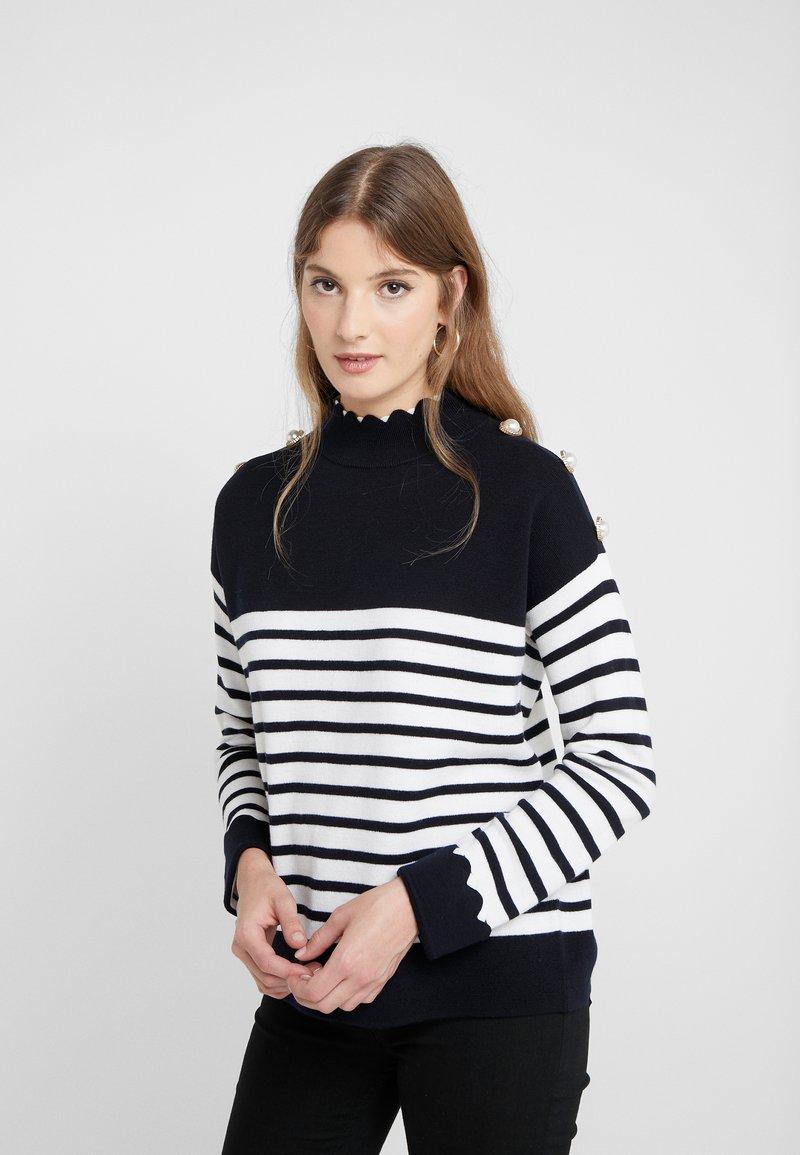 Claudie Pierlot - MINATA - Strickpullover - marine