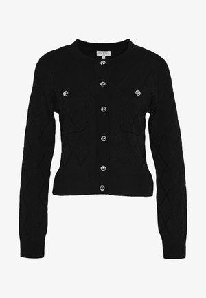 MALLISE - Cardigan - noir