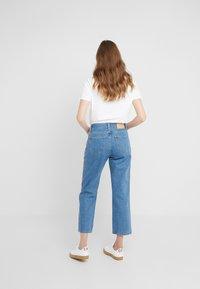 Claudie Pierlot - PRISCA - Jeans Straight Leg - blue denim - 2