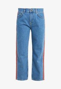 Claudie Pierlot - PRISCA - Jeans Straight Leg - blue denim - 4
