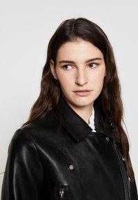 Claudie Pierlot - CAISAE - Leren jas - noir - 3