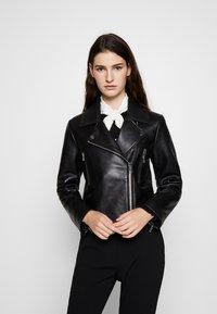 Claudie Pierlot - CAISAE - Leren jas - noir - 0