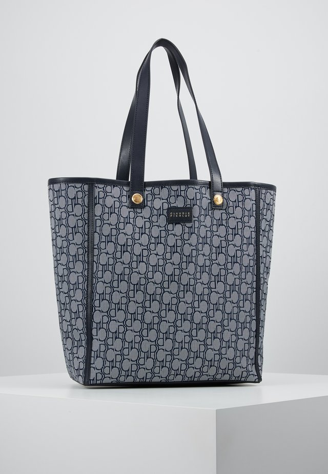 ACHILLEMONOGRAM - Shopper - marine