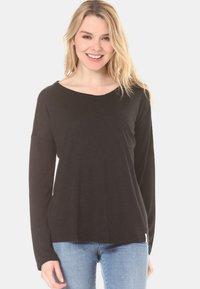 Cleptomanicx - T-shirt à manches longues - black - 0
