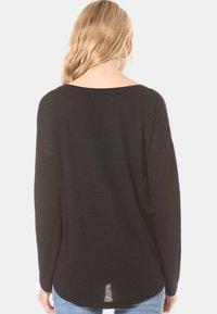Cleptomanicx - T-shirt à manches longues - black - 1