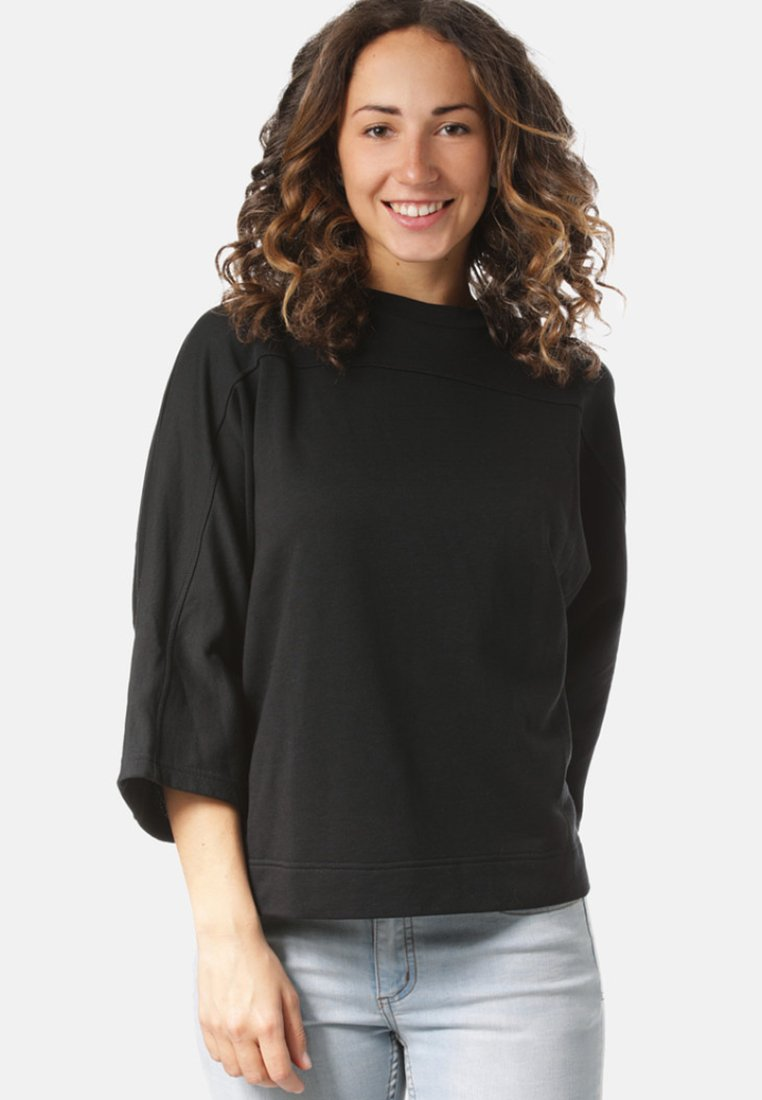Cleptomanicx - Sweatshirt - black
