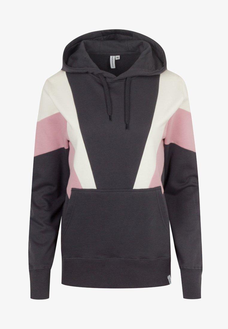 Cleptomanicx - Sweater - metallic black