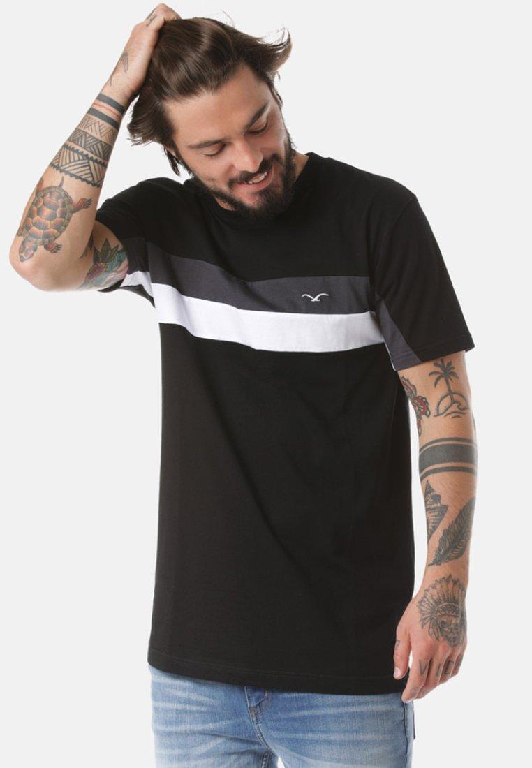Cleptomanicx - FASTER - T-shirt print - black
