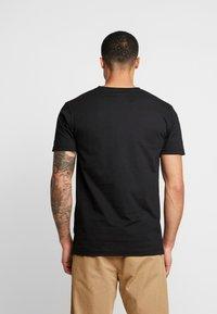 Cleptomanicx - ZITRONE - T-shirt print - black - 2