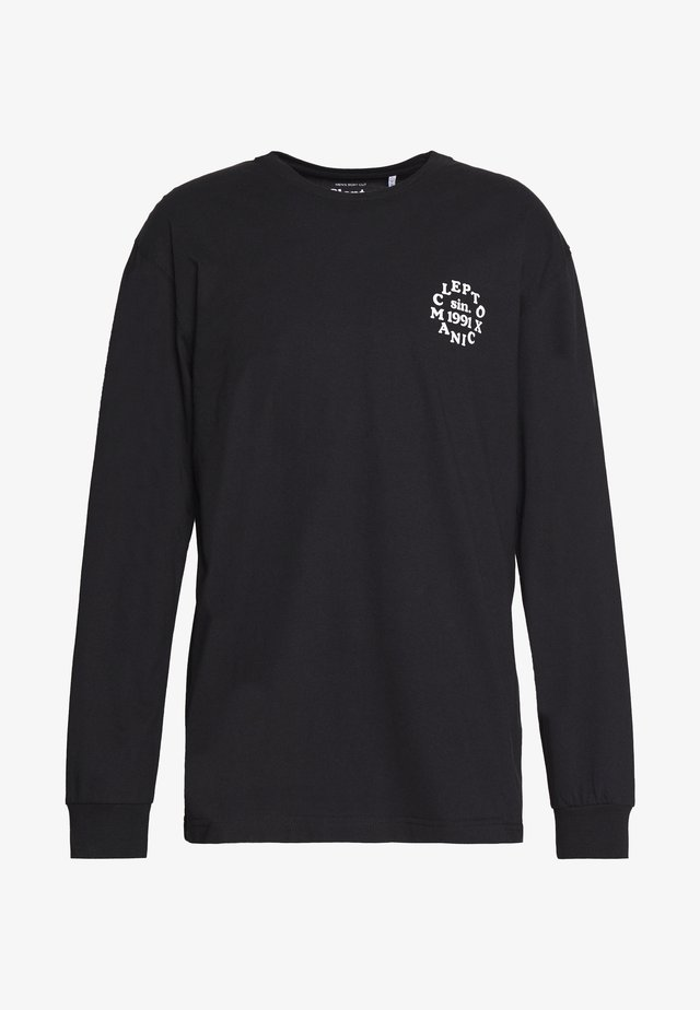 CLUB - Long sleeved top - black