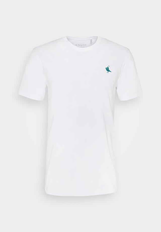 GULL RIDER - T-shirt basic - white