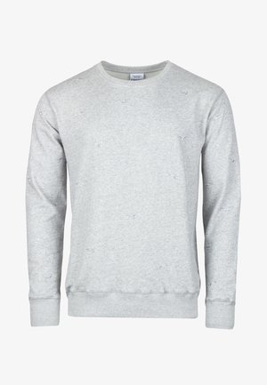 Sweatshirt - heather gray