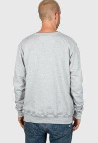 Cleptomanicx - Sweater - heather gray - 1