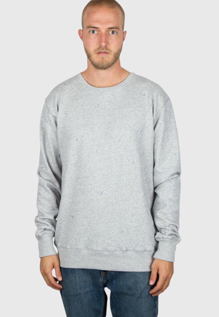 Cleptomanicx - Sweater - heather gray