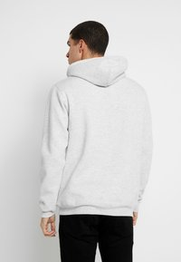 Cleptomanicx - EMBRO GULL - Hoodie - light heather gray - 2