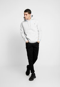 Cleptomanicx - EMBRO GULL - Hoodie - light heather gray - 1