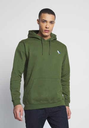 EMBRO GULL - Hoodie - rifle green
