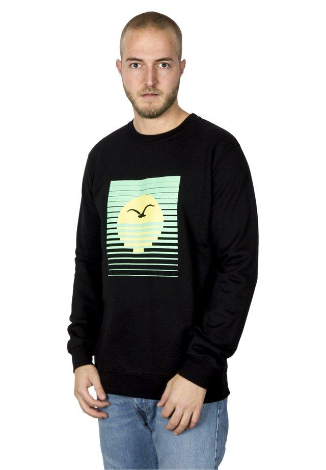 SETTING  - Sweatshirt - black