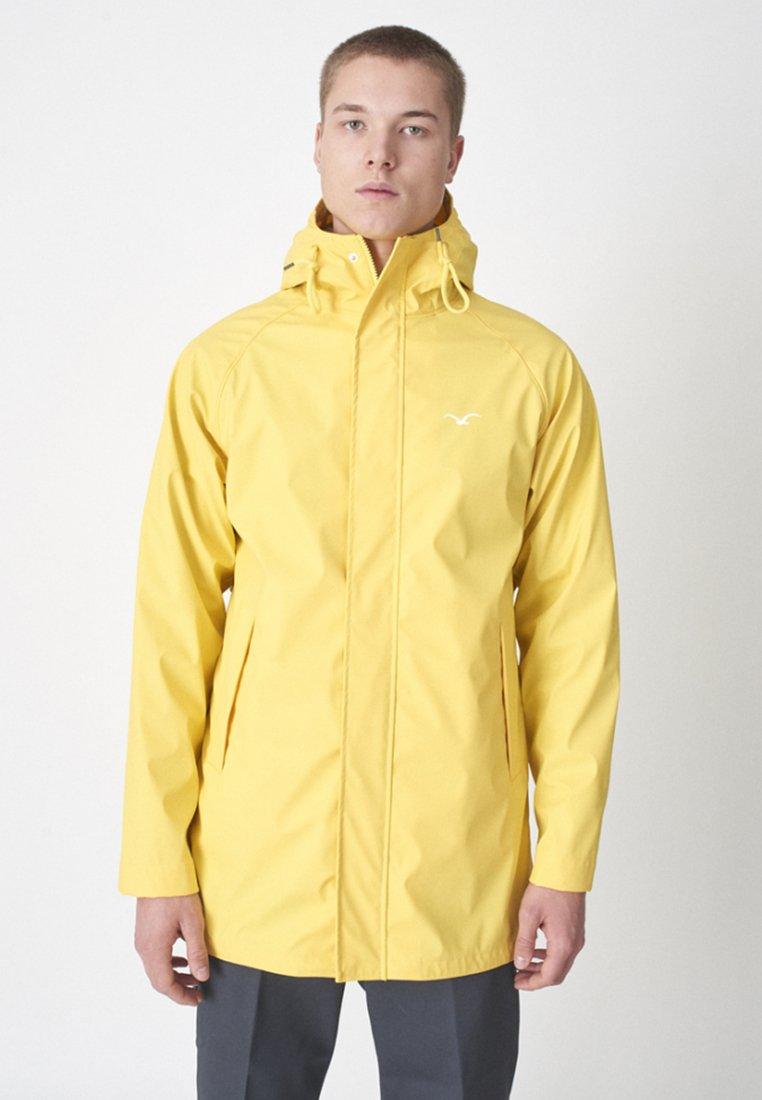 Cleptomanicx - DON - Waterproof jacket - yellow
