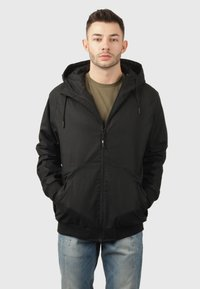 Cleptomanicx - Outdoor jacket - black - 0