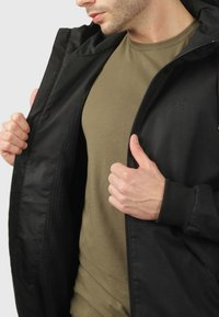 Cleptomanicx - Outdoor jacket - black - 3