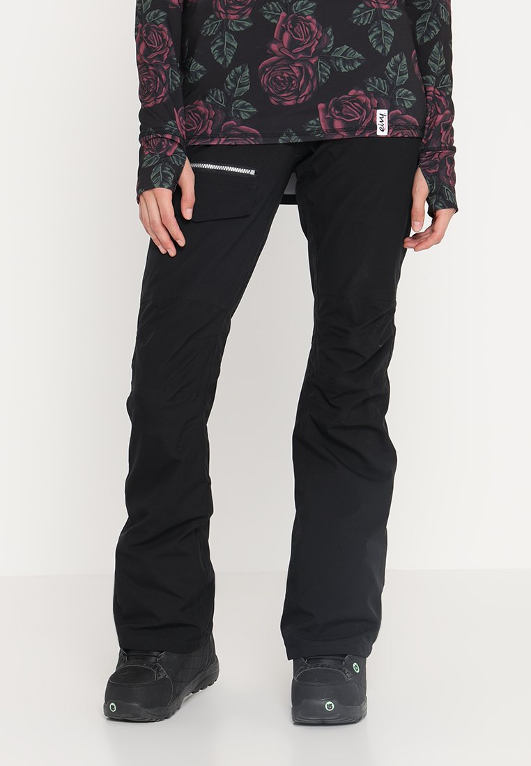 Wearcolour SLANT PANT - Pantalon de ski black