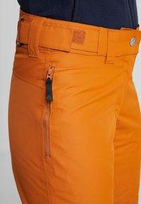 Wearcolour - FINE PANT - Ski- & snowboardbukser - adobe - 5