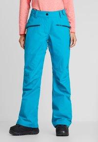 Wearcolour - CORK PANT - Talvihousut - enamel blue - 0