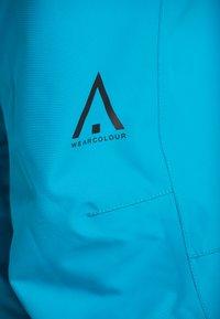 Wearcolour - CORK PANT - Talvihousut - enamel blue - 6