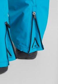 Wearcolour - CORK PANT - Talvihousut - enamel blue - 4