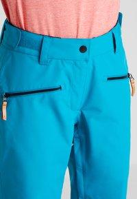 Wearcolour - CORK PANT - Talvihousut - enamel blue - 3