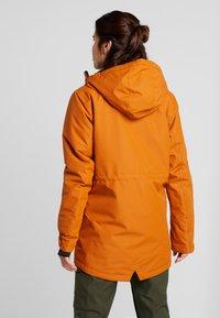 Wearcolour - STATE PARKA - Snowboard jacket - orange - 2
