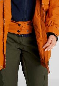 Wearcolour - STATE PARKA - Snowboard jacket - orange - 5
