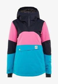 Wearcolour - HOMAGE ANORAK - Snowboardjas - enamel blue - 6