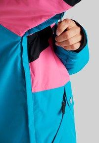 Wearcolour - HOMAGE ANORAK - Snowboardjas - enamel blue - 5