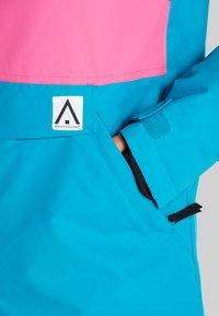 Wearcolour - HOMAGE ANORAK - Snowboardjas - enamel blue - 7