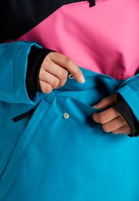 Wearcolour - HOMAGE ANORAK - Snowboardjas - enamel blue - 4