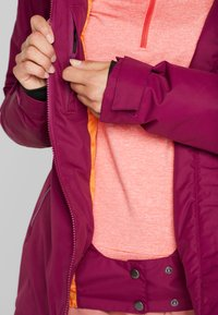Wearcolour - CAKE JACKET - Snowboard jacket - tibetan red - 5