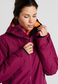 Wearcolour - CAKE JACKET - Snowboard jacket - tibetan red - 3