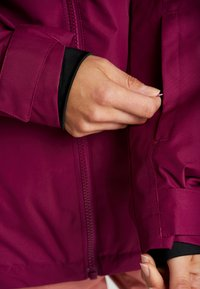 Wearcolour - CAKE JACKET - Snowboard jacket - tibetan red - 4