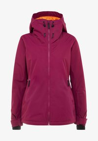Wearcolour - CAKE JACKET - Snowboard jacket - tibetan red - 6