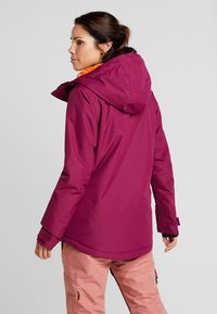 Wearcolour - CAKE JACKET - Snowboard jacket - tibetan red - 2