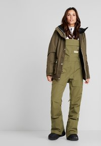 Wearcolour - IDA JACKET - Snowboardjacka - mud - 1