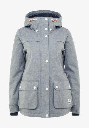 IDA JACKET - Snowboard jacket - grau
