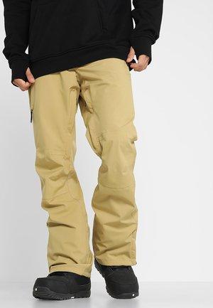 SHARP PANT - Trousers - sand