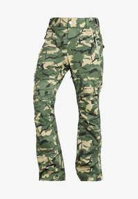 Wearcolour - SHARP PANT - Bukse - forest - 5
