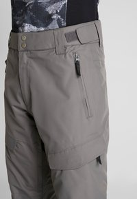 Wearcolour - TILT PANT - Talvihousut - rock grey - 3