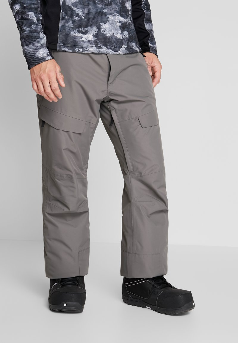 Wearcolour - TILT PANT - Talvihousut - rock grey