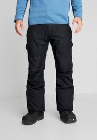 Wearcolour - TILT PANT - Talvihousut - black - 0