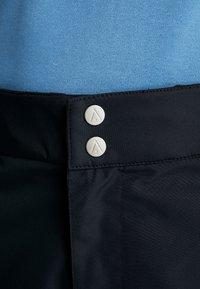Wearcolour - TILT PANT - Talvihousut - black - 3